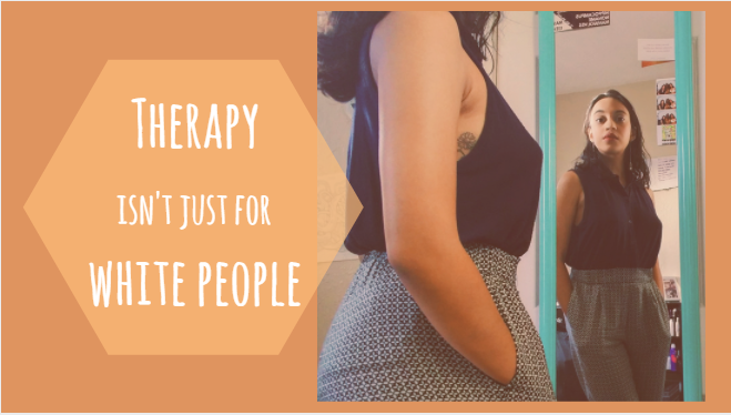 """Self-Care & Therapy aren't """"Just Gora Things"""""""