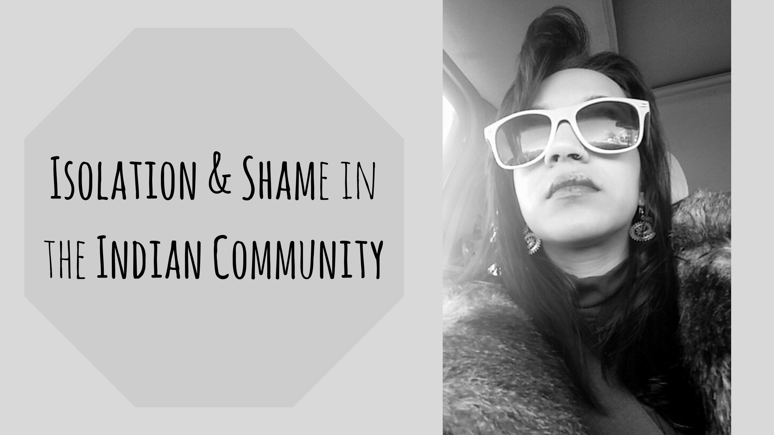 Shame in the Indian Community
